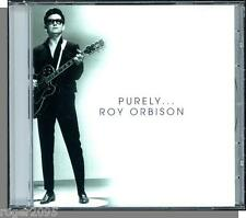 Roy Orbison - Purely Roy Orbison (2008) - New European, 12 Hit Songs CD!