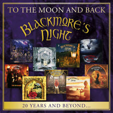 Blackmore's Night : To the Moon and Back: 20 Years and Beyond... CD (2017)