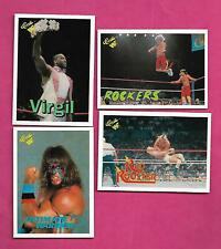 1990 CLASSIC WWF WRESTLING  CARD LOT  (INV# C2238)