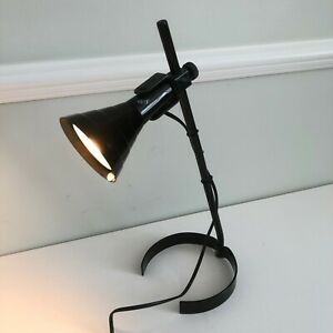 IKEA - LAGRA Black Desk Office Adjustable Work Lamp - Home Office GC