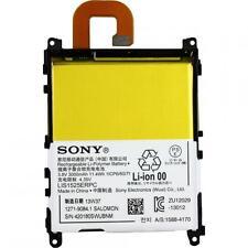 batteria per Sony Xperia Z1 L39H C6903 3000 mAh LIS1525ERPC confezione bulk