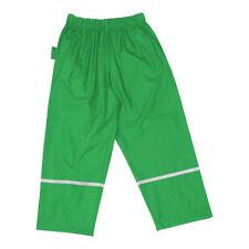 Pantalones de niña de 2 a 16 años de color principal verde