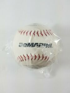 """New DeMarini Performance Softball White Red 12"""" Synthetic Max 375lbs ASA A9144"""