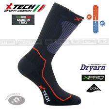 Calze XTECH Tecniche X-TECH SPORT XT55 +15° -10° Dryarn XPro Lycra Made in Italy