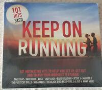 CD Album 101 Keep On Running New & Sealed