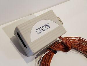 Kaye 2000 Validator X2025 Sensor Input Module (SIM) 12 Ch Input Used