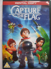 Capture The Flag (DVD, 2016) NEW SEALED PAL Region 2