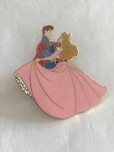 Disney Pins DLRP Sleeping Beauty & Prince Phillip Dancing