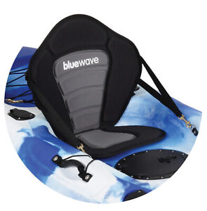 Bluewave Kayak Seat | Comfortable Backrest | Foam Chair for Crest Convoy Dart