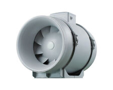 """Tt-315 Mixed Flow In-Line Ventilation Fan Compatible with 12 3/8"""" Duct"""