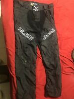 New HK Army Paintball HSTL Line Playing Pants - Black - LARGE