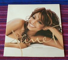 Janet Jackson ~ All For You ( 2001 Version ) ( US Press ) Lp