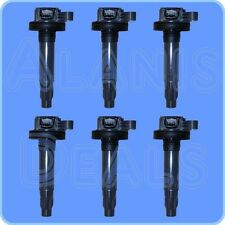 New Premium High Performance Ignition Coil Set (6) For Ford Lincoln Mercury