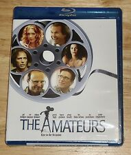 THE AMATEURS BLUE-RAY DISC dvd NEW/FACTORY SEALED Blu-Ray