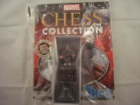 Eaglemoss Marvel Figurine Chess Collection Thor White Bishop with Magazine 8