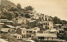 1940s Real Photo PC; Mexico, Barrio de Ojeda, Taxco, Gro. Desentis Jr. Posted