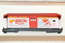 Roundhouse HO kit 3791 circus coach 34' Ringling brothers Business Car kit