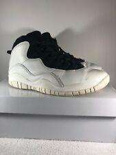 "Nike Air Jordan 10 Retro ""IM BACK"" 310805 104 Mens SZ 8.5 Summit White/Black"