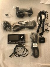 Sirius Satellite Radio Sportster 5 With Accessories