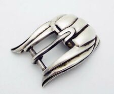 Vintage!!! Barry Kieselstein-Cord 1985 Belt Buckle in Sterling Silver # 143