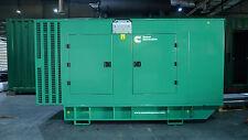 (New) Cummins 220kVA / 200kVA Canopied Diesel Generator, Genset, Genny -C220D5e