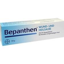BEPANTHEN Wund- und Heilsalbe 100 g PZN 1578847