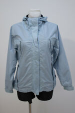 WOMENS PETER STORM THIN JACKET STORM TECH MESH LINING BLUE SIZE 10 EXCELLENT