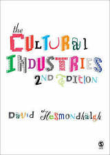 The Cultural Industries, Good Condition Book, Hesmondhalgh, David, ISBN 97814129