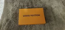 Authentic Magnetic Louis Vuitton Gift Box, 12 x 8 x 2 inches