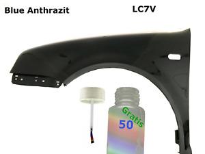 VW GOLF 4 IV Kotflügel LC7V blue-anthrazit perleffect  links  + Gratis  NEU