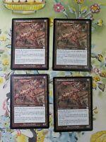 4x Emblazoned Golem | Apocalypse | MTG Magic The Gathering Cards