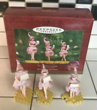 "Hallmark Ornament ""The Lullaby League"" The Wizard of Oz 1999"