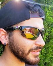 Polaroid Sunglasses Sport Fishing Baseball Biking Polarized Glasses for Men