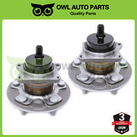 Pair Rear Wheel Bearing Hub Assembly for 2008-2014 Scion XB 5 Bolts W/ABS 512418