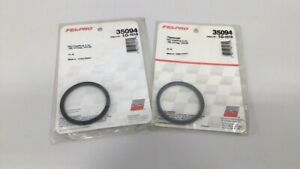 Fel-Pro 35094 Engine Coolant Outlet O-Ring (Pack of 2)