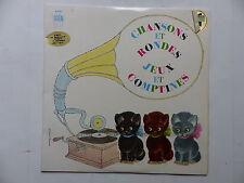 Chansons et rondes Jeux et comptines chorale enfants Dessin TAPIERO 30P053