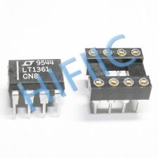 1PCS LT1361CN8 LT1361 Dual and Quad 50MHz, 800V/us Op Amps DIP8