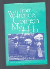 "ETHEL MORGAN SMITH - ""African American Community at Hollins College -1st dj 2000"
