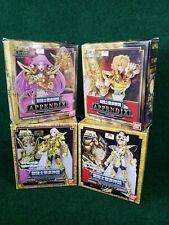 Saint Cloth Myth Action figure Gold Aries Cloth,Leo Cloth Leo Aioria, Aries Mu