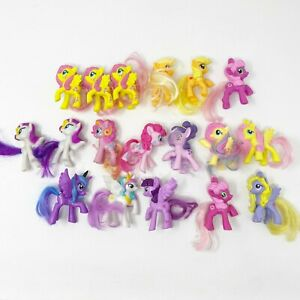 My Little Pony 2012 G4 Hasbro for McDonalds Toy Lot of 18 Ponies