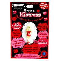 Grow A Mistress Fun Funny Novelty Joke Prank Party Xmas Secret Santa Adult Gift
