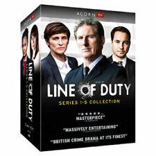 Line of Duty: Complete Series, Seasons 1-5 (DVD, 11-Disc Set)