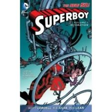Superboy New 52 TP Volume 1 Incubation Softcover Graphic Novel