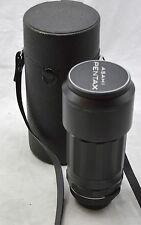 ASAHI PENTAX M42 SUPER-MULTI-COATED TAKUMAR 200MM F4 TELEPHOTO CAMERA LENS