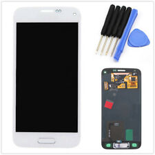 Lcd Display Touch Screen Schermo Ricambio per Samsung Galaxy S5 Mini G800 bianco