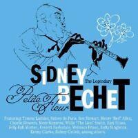 Sidney Bechet - Legendary Sidney Bechet Petite Fleur [New CD]