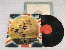 BULLDOG BREED MADE IN ENGLAND RARE PSYCH PROG ROCK 1969 DERAM NOVA UK RELEASE LP