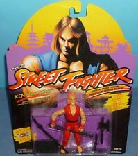 Street Fighter Movie Ken Masters MOC Capcom
