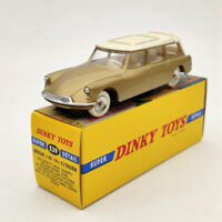 1/43 DeAgostini Dinky Toys 539 Break ID 19 Citroen Diecast Models Collection
