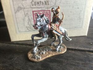 East of India. Parthian horse archer shooting to the side. Boxed set ACPartC1